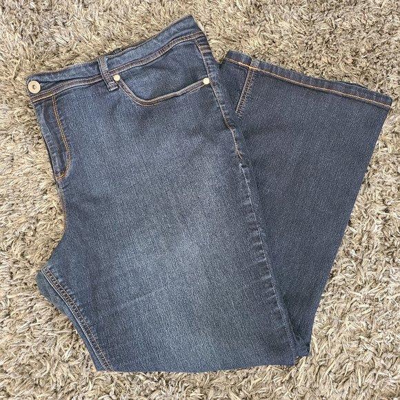 Torrid Slim Boot Denim Jeans Sz 24S